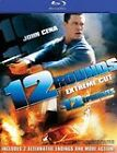 12 Rounds (Blu-ray Disc, 2009, Canadian Rated/Unrated Includes Digital Copy)