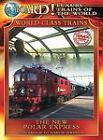 All Aboard Luxury Trains of the World - The New Polar Express (DVD, 2004, The World Class Train Series)