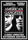 American Gangster (DVD, 2008, 2-Disc Set)