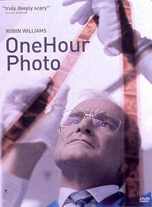 One Hour Photo DVD, 2003, Widescreen  - $2.58