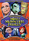 Mad Monster Party (DVD, 2009, Special Edition)
