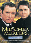 Midsomer Murders - Set 2 (DVD, 2003, 4-Disc Set, Widescreen)