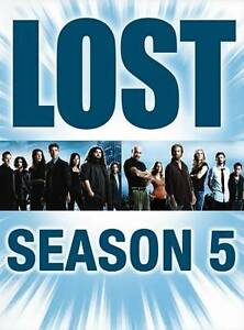 NEW-SEALED-Lost-The-Complete-Fifth-Season-DVD-2009