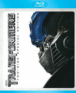 Transformers-Blu-ray-Disc-2008-DISC-2-ONLY
