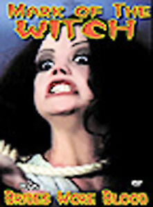 Mark Of The Witch / Brides Wore Blood / The Coven    (DVD 2005)    LIKE NEW