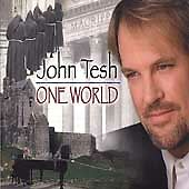 John-Tesh-One-World-1999-Used-Compact-Disc