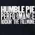 CD: Rockin' the Fillmore by Humble Pie (CD, Nov-1988, A&M (USA))