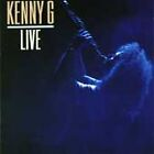 Kenny G Live by Kenny G (CD, Nov-1989, Arista)