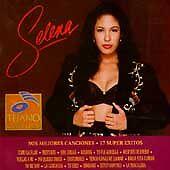 Mis-Mejores-Canciones-17-Super-Exitos-by-Selena-CD-Aug-1993-EMI-Music-RARE