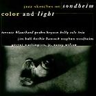 Color and Light: Jazz Sketches of Sondheim by Various Artists (CD, Feb-1995, Sony Music Distribution (USA))