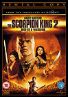 The Scorpion King 2 - Rise Of A Warrior (DVD, 2008)