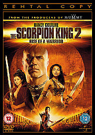The Scorpion King 2 - Rise Of A Warrior - (Rental Edition)