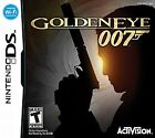 GoldenEye 007  (Nintendo DS, 2010) (2010)