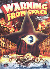 Warning From Space (DVD, 2003)