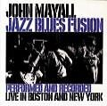 Jazz Blues Fusion von John Mayall (1996)