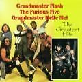 Grandmaster Flash & Furious Five-Greatest Hits   ....$21