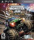 Monster Jam: Path of Destruction (Sony PlayStation 3, 2010)