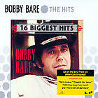 16 Biggest Hits by Bobby Bare (CD, Mar-2007, RCA) : Bobby Bare (CD, 2007)