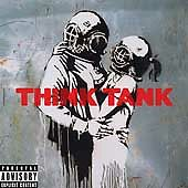 Think-Tank-Blur-CD