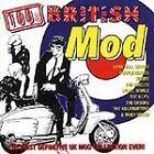 Various Artists - 100% British Mod (2017)