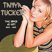 The-Upper-48-Hits-1972-79-Australian-Import-Tanya-Tucker-Very-Good-CD