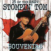 RARE-CD-25-of-the-Best-STOMPIN-TOM-CONNORS-Souvenirs-COUNTRY-FOLK-MINT