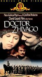 Doctor-Zhivago-VHS-2-Tape-Set