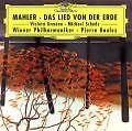 Das Lied Von Der Erde von WP,Boulez,Schade,Urmana (2001)
