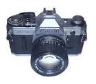 Canon AE-1 Program with Customized Lens Kit 35mm Film Camera
