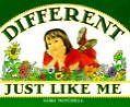 Different Just Like Me von Lori Mitchell (2001, Taschenbuch)
