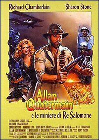 ALLAN-QUATERMAIN-E-LE-MINIERE-DI-RE-SALOMONE-con-Sharon-STONE-DVD-NUOVO