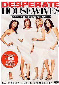 Desperate-Housewives-Serie-TV-Stagione-1-Cofanetto-Con-6-Dvd-Nuovo