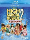 High School Musical 2 (Blu-ray/DVD, 2011, 2-Disc Set)