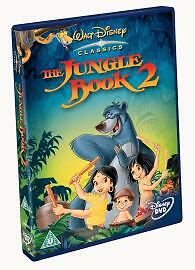 The Jungle Book 2 DVD 2003 - Chorley, United Kingdom - The Jungle Book 2 DVD 2003 - Chorley, United Kingdom