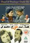 Life And Death of Colonel Blimp, The / A Matter Of Life And Death (DVD, 2003, 2-Disc Set)