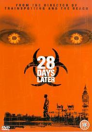 28 Days Later DVD 2003 - <span itemprop='availableAtOrFrom'>Brentwood, United Kingdom</span> - 28 Days Later DVD 2003 - Brentwood, United Kingdom