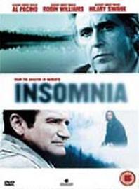 Insomnia (DVD, 2003)