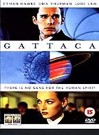 GATTACA DVD 2008 - <span itemprop=availableAtOrFrom>Mansfield, United Kingdom</span> - GATTACA DVD 2008 - Mansfield, United Kingdom
