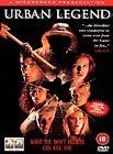 Urban Legend (DVD, 2008)