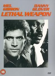 Lethal-Weapon-DVD-1999-Brand-New-Sealed-mel-gibson-danny-glover