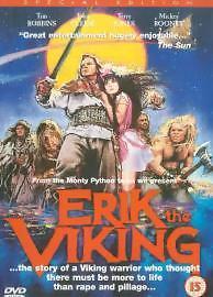 ERIK / ERIC THE VIKING - The Movie DVD NEW