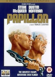 Papillon DVD 1973 1974 DVD  5035822004931  New - Leicester, United Kingdom - Papillon DVD 1973 1974 DVD  5035822004931  New - Leicester, United Kingdom