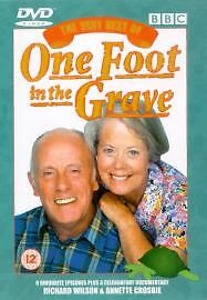 One Foot In The Grave  Very Best Of One Foot In The Grave New and Sealed - <span itemprop='availableAtOrFrom'>Huddersfield, United Kingdom</span> - One Foot In The Grave  Very Best Of One Foot In The Grave New and Sealed - Huddersfield, United Kingdom