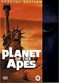 Planet Of The Apes Collection DVD 2001 6Disc Set - chelmsford, Essex, United Kingdom - Planet Of The Apes Collection DVD 2001 6Disc Set - chelmsford, Essex, United Kingdom