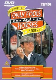 Only Fools And Horses  Series 4  Complete DVD  FREE UK PP - BENFLEET, Essex, United Kingdom - Only Fools And Horses  Series 4  Complete DVD  FREE UK PP - BENFLEET, Essex, United Kingdom