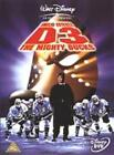 D3 - The Mighty Ducks (DVD, 2002)