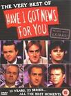 Have I Got News For You (DVD, 2002)