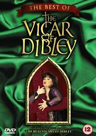 Vicar of Dibley Best Of DVD From Whole Series Brand New Sealed UK Release