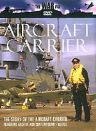 Aircraft Carrier - The War File - Archive Film - DVD