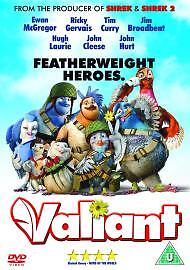 Valiant (DVD, 2005, Animated)